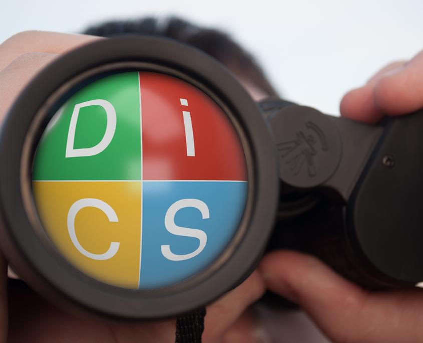 DiSC sales model